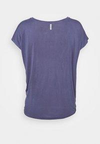 Deha - KNOT - T-shirt print - moonlight avio blue - 1