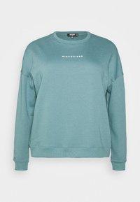 BASIC - Sweatshirt - blue