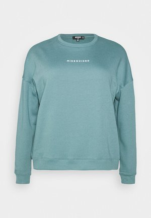 BASIC - Collegepaita - blue