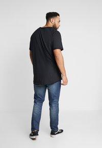 URBN SAINT - USBERLIN - Jeans slim fit - atlantic blue - 2