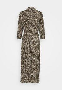 ONLY - ONLANNEMONE MIDI DRESS  - Maxi dress - pumice stone/sunset - 1