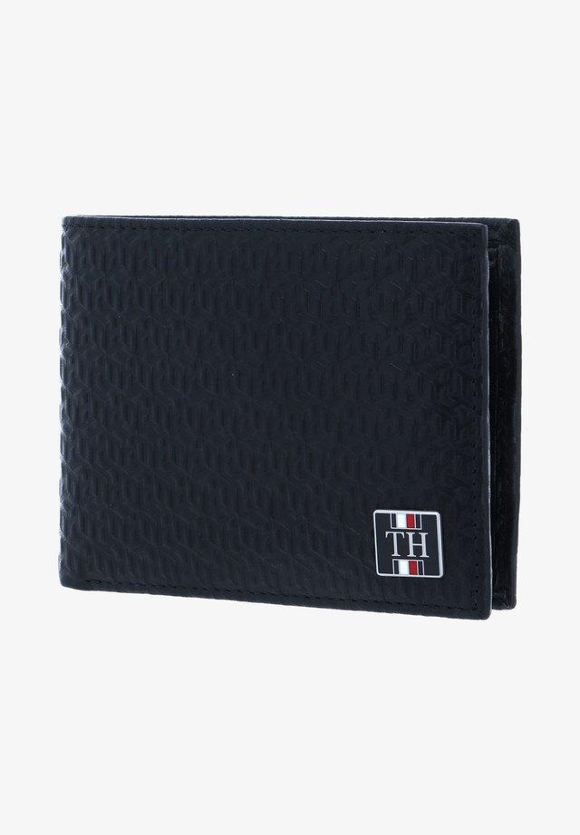 Wallet - black / navy