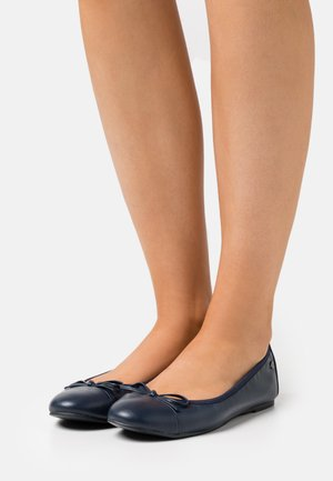CAJA  - Ballet pumps - dark blue