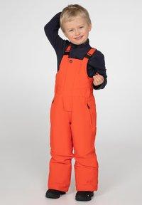Protest - NEUTRAL  - Snow pants - orange fire - 0