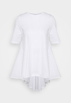 ONLESSA LIFE MIX  - Triko spotiskem - bright white
