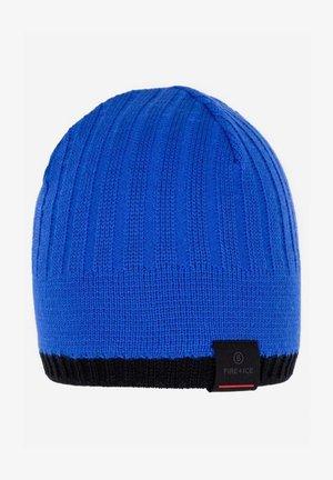 Beanie - royal blau