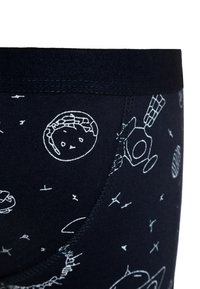 Jacky Baby - BOXER SPACE & STARS BOYS 3 PACK  - Pants - dark blue - 5
