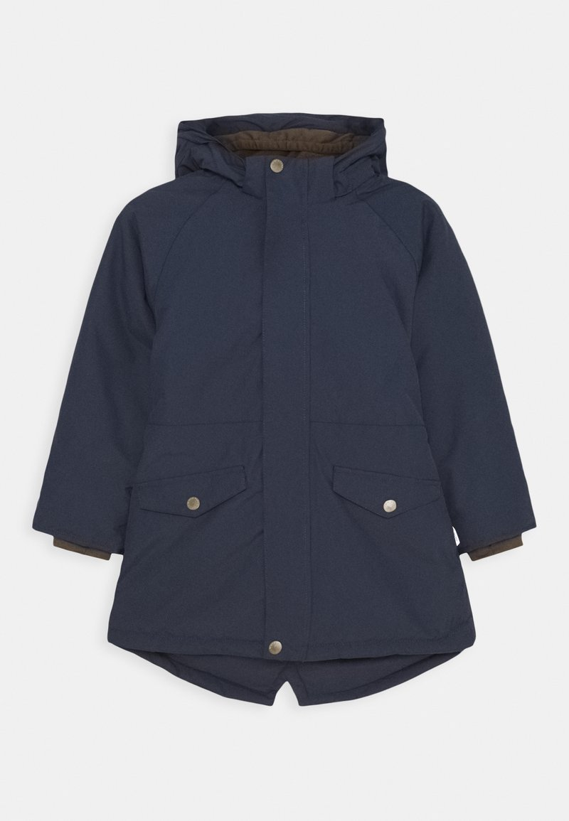 MINI A TURE - VIBSE - Winter coat - blue nights