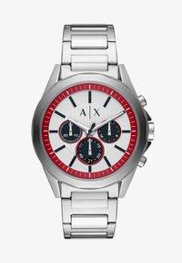 Armani Exchange - DREXLER - Chronograph watch - silver - 0