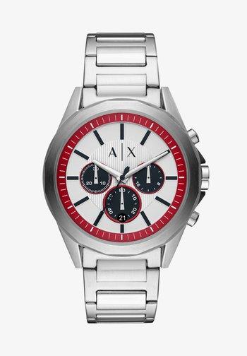 DREXLER - Chronograph watch - silver
