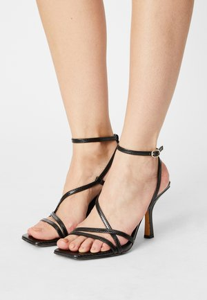 RENDALITH - Sandals - black