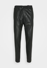 DRYKORN - JEGER - Trousers - black - 4