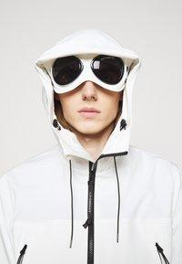 C.P. Company - OUTERWEAR  SHORT JACKET - Summer jacket - gauze white - 4