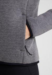 Columbia - HYBRID  - Fleece jacket - black - 4