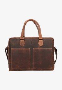 Jack Kinsky - BALTIMORE - Briefcase - cognac - 0