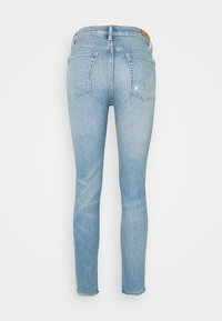Polo Ralph Lauren - VIONA - Skinny džíny - light indigo - 6