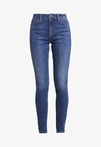 Lee - SCARLETT HIGH - Jeansy Skinny Fit - mid copan - 3