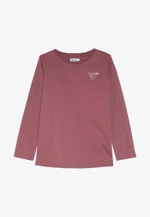 PAPER PLANE - Camiseta de manga larga - renaissance rose