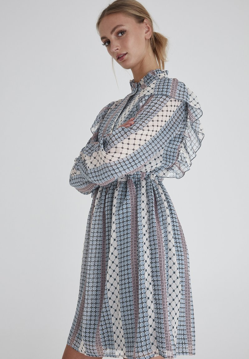 ICHI - IXINA DR - Shirt dress - multi color