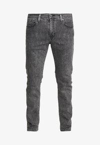 Levi's® - 511™ SLIM  - Jean droit - porcini bleach - 4