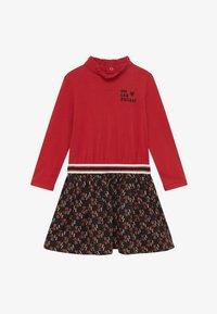 Catimini - ROBE - Jersey dress - rouge - 2
