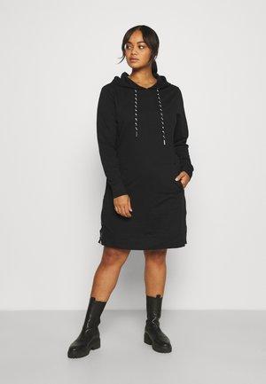 CARKALLY LIFEL SHOOD DRESS  - Day dress - black