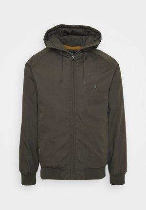 HERNAN 5K JACKET - Winter jacket - lead