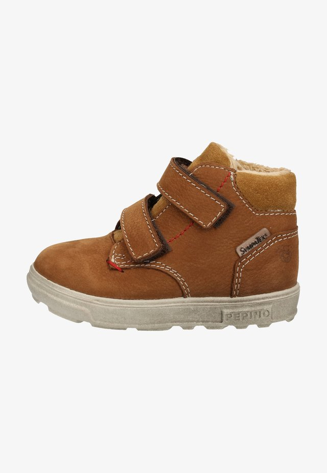 Babyschoenen - curry 262