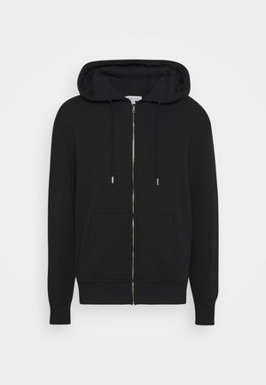 BASIC REGULAR FIT HOODIE - Hoodie - black