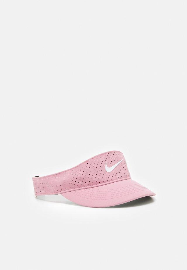 AERO VISOR - Czapka z daszkiem - elemental pink/white