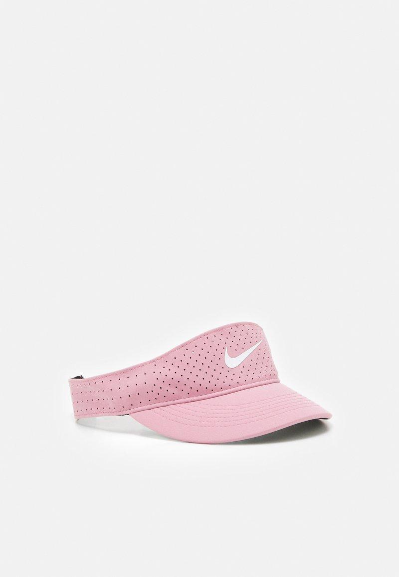 Nike Performance - AERO VISOR - Casquette - elemental pink/white