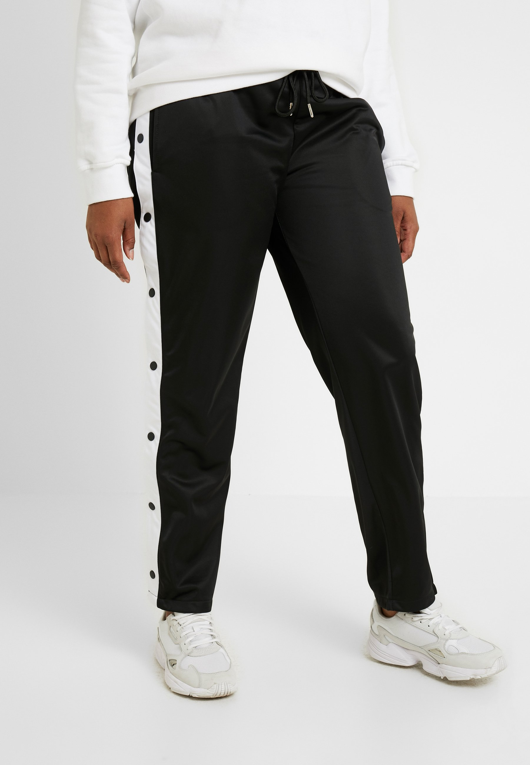 Damen LADIES BUTTON UP TRACK PANTS - Jogginghose