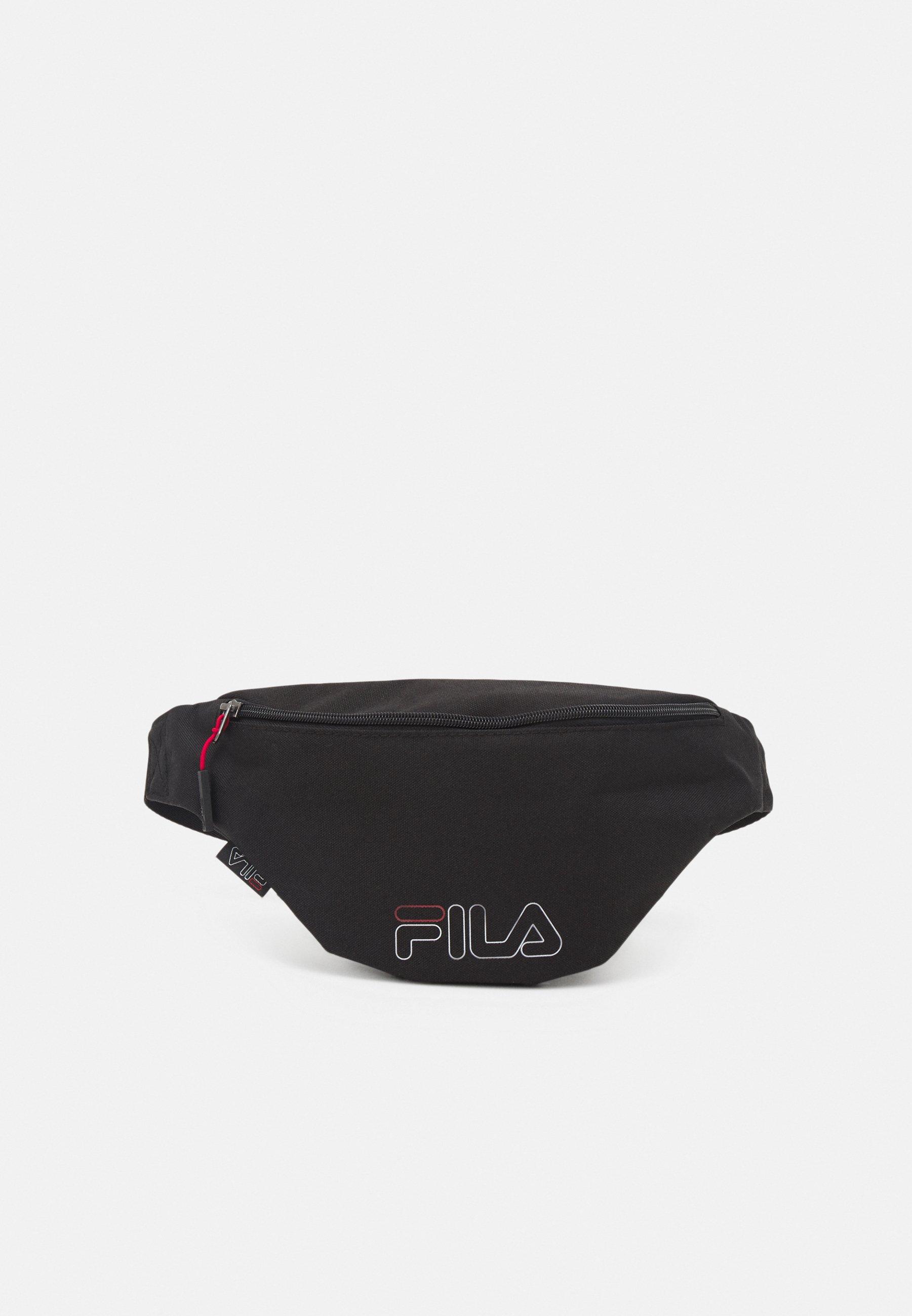 Women WAIST BAG SLIM ROSSO SMALL LOGO UNISEX - Bum bag