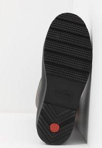 Hunter ORIGINAL - ORIGINAL INSULATED PLAY TALL - Gummistøvler - black - 6