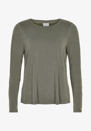 FLODA - NINA  - Långärmad tröja - olive