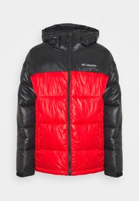 PIKE LAKE HOODED JACKET - Winter jacket - mountain red shine/shark