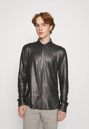 SLEDGE SHIRT - Košile - black