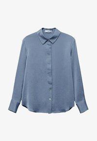 Mango - IDEALE - Overhemdblouse - blue - 6