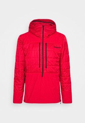 LOFOTEN PRIMALOFT - Winter jacket - red