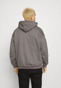 Mennace - NOTHING BUT NET HOODIE - Sweatshirt - grey - 2