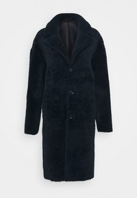 Belstaff - SHEARLING COAT - Manteau classique - dark ink - 0