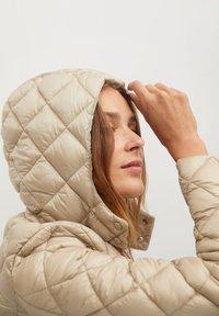 Mango - BLANDIN - Winter jacket - ecru - 4