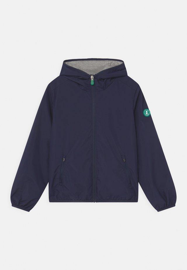 JULES HOODED UNISEX - Light jacket - navy blue