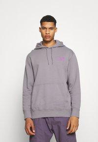 Edwin - MONDOKORO HOODIE UNISEX - Sweatshirt - grey - 0
