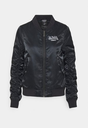SHILOH - Bomber Jacket - black