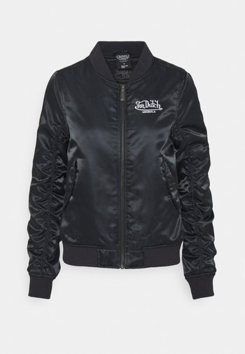SHILOH - Bomber Jacket - black