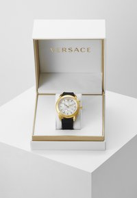 Versace Watches - Chronograph watch - black/gold-coloured - 2
