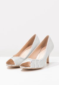 Paradox London Wide Fit - GRACIA - WIDE FIT - Classic heels - silver - 3