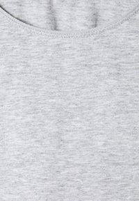Anna Field - 2 PACK - Body - white/mottled light grey - 9