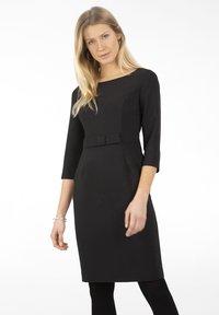 Apart - Shift dress - schwarz - 1